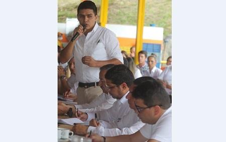 Tena formula propuestas para el Plan de Desarrollo de Cundinamarca
