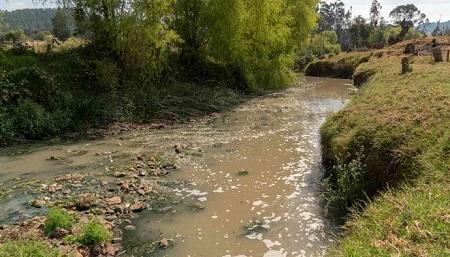 Aumenta riesgo de desabastecimiento de agua en Cundinamarca