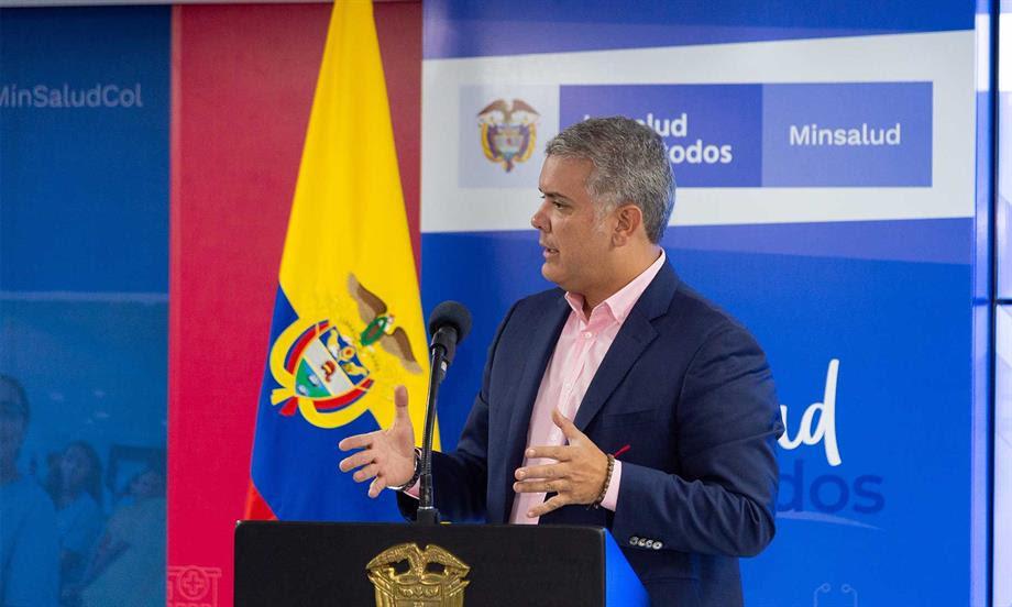 Por certificación de Colombia en detección de coronavirus, Presidente Duque destaca calidad de inmunólogos del país
