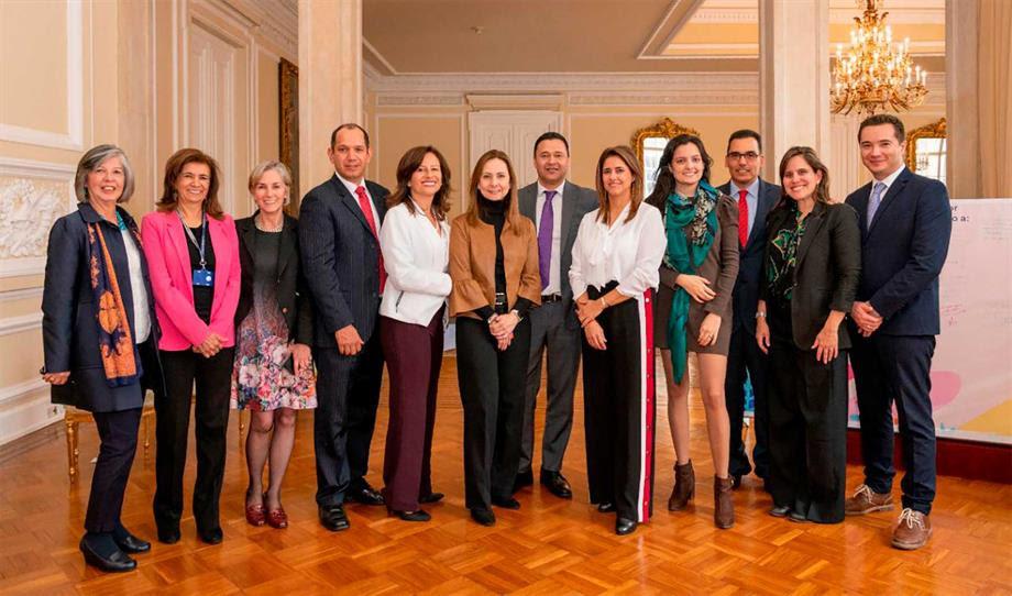 DSM Nutritional Products Colombia se une a la Gran Alianza por la Nutrición, que lidera la Primera Dama, María Juliana Ruiz