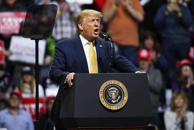 Trump declara el estado de emergencia en EE. UU. por coronavirus