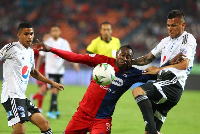 Suspendido el fútbol profesional colombiano por coronavirus