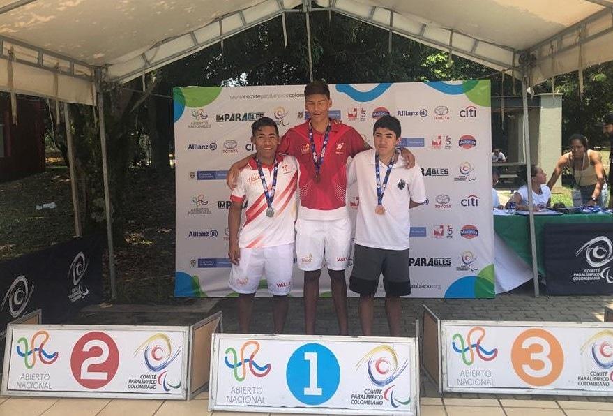 Actualidad deportiva  del IMRD Chía – Ocho medallas en Open Nacional de Atletismo y Natación