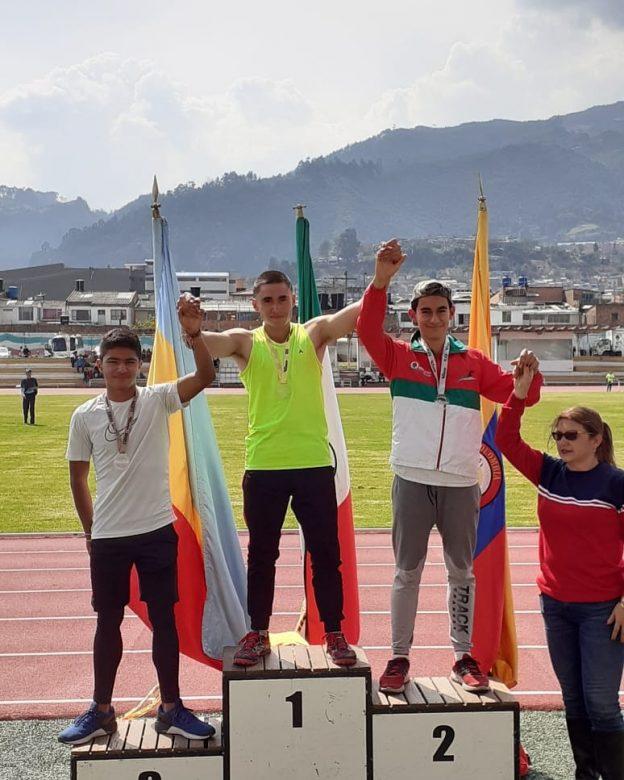 Chía, estuvo presente en Campeonato Departamental de Atletismo