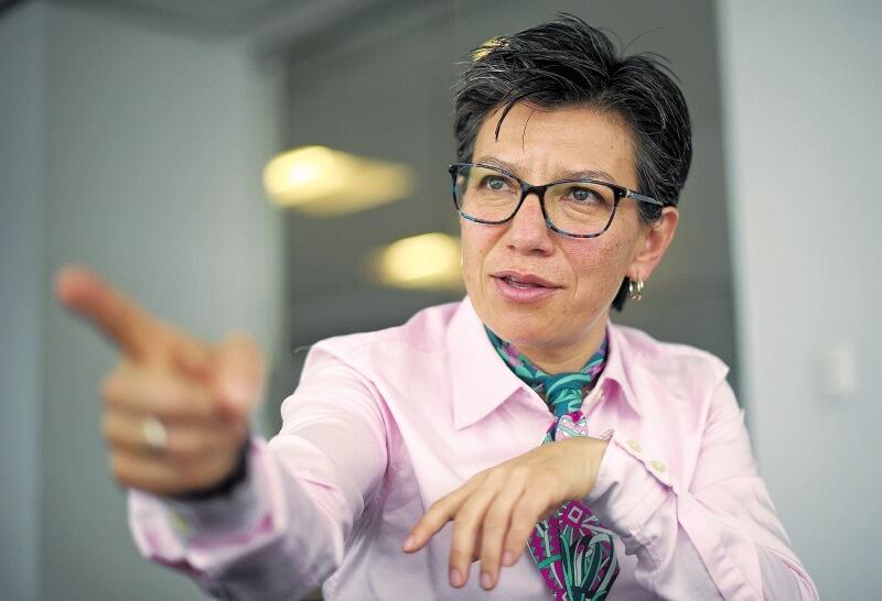 Claudia López lanza advertencia y contempla cerrar Bogotá por el coronavirus