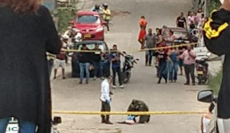 Abandonan feto en una bolsa en Ibagué