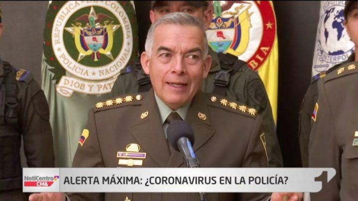 Alerta máxima: ¿coronavirus en la Policía?
