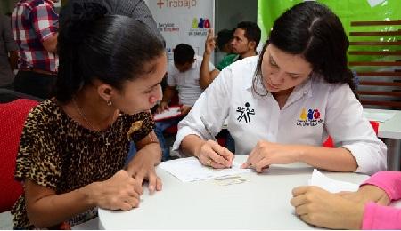 Jornada de empleo para mujeres en Cundinamarca