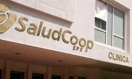 Hospitales de Saludcoop para emergencia de covid-19