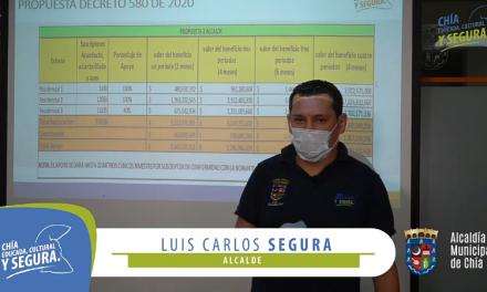 Alcalde de Chía aclara denuncias sobre contratación