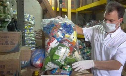 18.000 ayudas alimentarias en Chía, mercados