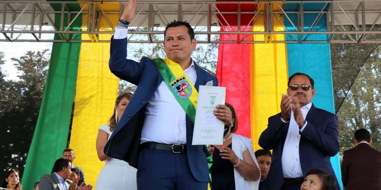 Balance de los 100 días del Alcalde de Chía