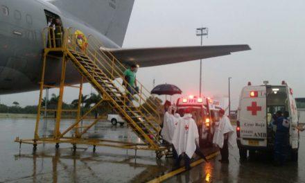 800 colombianos serán repatriados la próxima semana de siete países en nuevos vuelos humanitarios