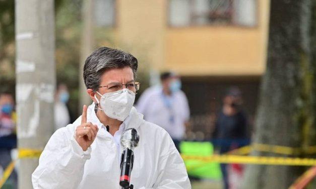 A las 12 del mediodía abrirán establecimientos que no vendan alimentos en Bogotá