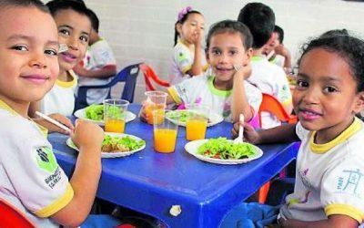 Programa de Alimentación Escolar en Chía informa:
