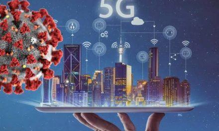 Las redes 5G de telefonía móvil NO propagan la COVID-19