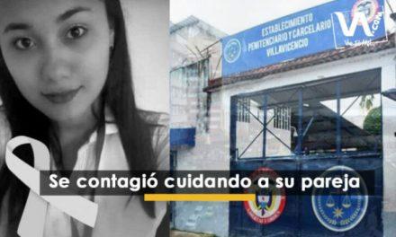 Muere  enfermera  esposa de guardia del Inpec en Villavicencio