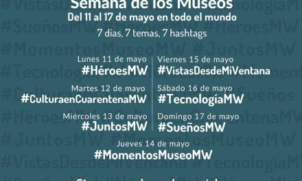 MinCultura se une a la conmemoración internacional del Museum Week