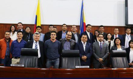 Con éxito, personero de Zipaquirá culminó su gestión en la Asociación de Personerías de Cundinamarca