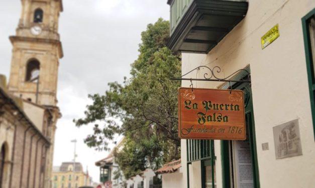 El tradicional restaurante, La Puerta Falsa, cerró definitivamente