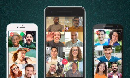 WhatsApp implementa videollamadas hasta con 50 participantes