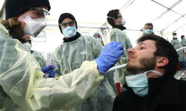 Trabajadores asintomáticos dieron positivo por COVID 19, en total 373, en una planta de carne de cerdo
