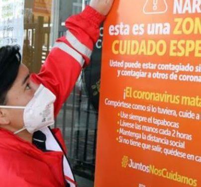 Más de 400 barrios, en alerta naranja por la COVID-19