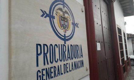 Cuestionamiento de la Procuraduría a Registraduría por contrato para elecciones juveniles