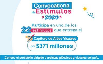 MinCultura entregará $371 millones en convocatoria a artistas plásticos y visuales
