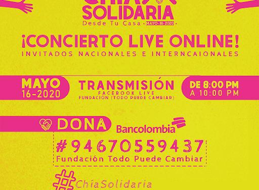 COMUNICADO DE PRENSA CONCIERTO LIVE