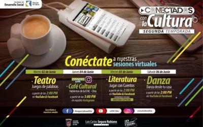 Conectados con la cultura