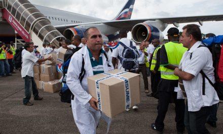 18 toneladas de insumos médicos para enfrentar la pandemia llegan desde Asia