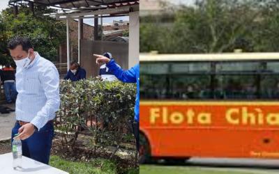 Desde mañana los buses con todas las sillas ocupadas