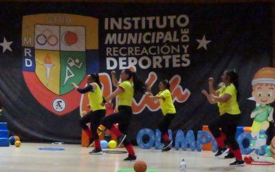 IMRD Chía, protagonista en la celebración del 'Día Olímpico'