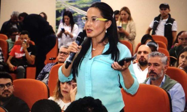 Personería de Chía, presentó Concejo Municipal, sugerencias para el Plan de Desarrollo