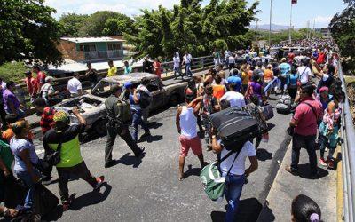 Más de 70 mil ciudadanos venezolanos han retornado voluntariamente a su país en medio de la pandemia