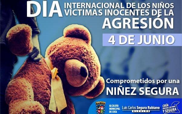 Naciones Unidas ha declarado el 4 de junio como el ´Día Internacional de los Niños Víctimas Inocentes de Agresión'