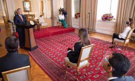 Cadena perpetua a violadores, Presidente Duque invita al país a la defensa irrestricta de los derechos de los niños