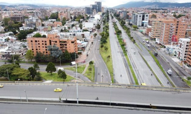 Cuarentena por localidades en Bogotá por alta cifra de contagios por coronavirus