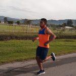 """Atletas de Chía, suben al podio en la """"Carrera 26Virtual Gold Cost"""""""