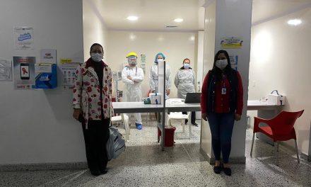 Cajicá recibe 500 pruebas COVID-19