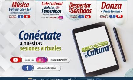 Conectados con la cultura en Chìa
