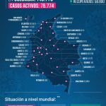 La pandemia crece de manera descomunal en Colombia, 6.803 contagios y 211 muertes en las últimas 24 horas