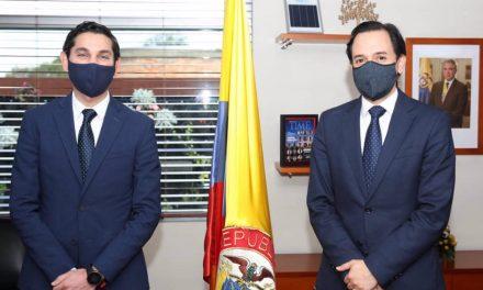 Nuevo ViceMinistro de Energìa: Miguel Lotero Robledo