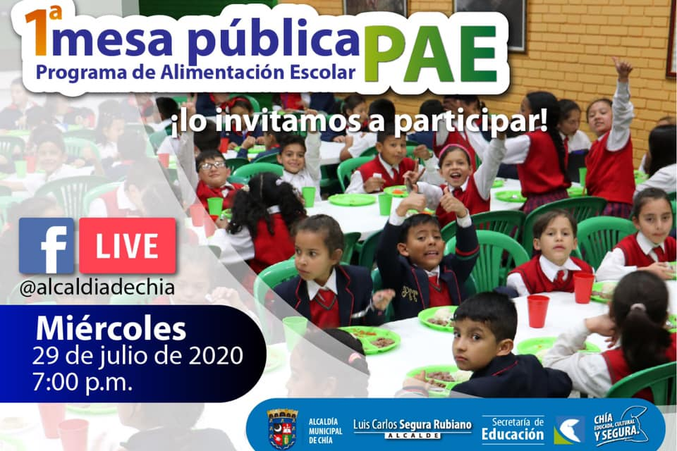 Esta noche en vivo, lo que debe saber acerca del Programa de Alimentaciòn Escolar en Chìa