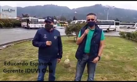 Video: El Iduvi se toma la Terminal de transporte – Educardo Espinosa