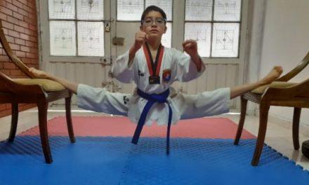 Taekwondistas del IMRD Chía, logran 29 medallas en Campeonato de Escuelas