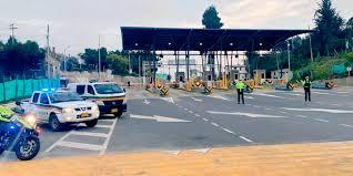 Desde el jueves 'Plan candado' en Cundinamarca para puente del 20 julio