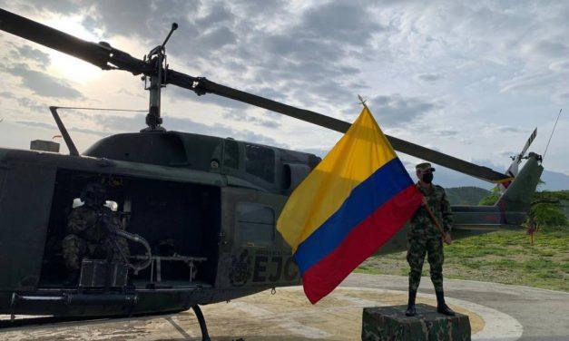 Nueve militares colombianos fallecen en accidente de helicóptero en el Guaviare
