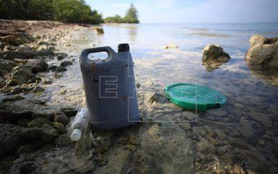 El planeta se ahoga en contaminación plástica: los desechos en los mares se podrían triplicar en 2040